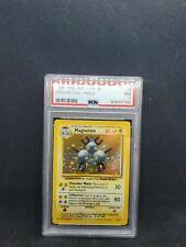 Magneton Holo - Base Set 9/102 - NM PSA 7 - Pokemon TCG