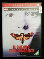 IL SILENZIO DEGLI INNOCENTI  DVD - NUOVO - RIMBUSTATO
