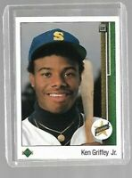 Ken Griffey Jr. 1989 Upper Deck Star Rookie--Mariners #D