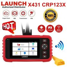 2020NEW LAUNCH X431 CRP123X OBD2 Car Scanner Automotive Diagnostic Tool 4 System