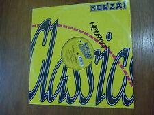 Maxi 45 tours THE EFFECT GREEN ANGEL BONZAI CLASSICS