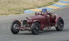 1932 Alfa Romeo Tipo B P3  Vintage Classic Race Car Photo CA-1262