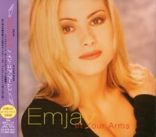 EMJAY In Your Arms +2 RARE JAPAN CD OBI JPCL-2012