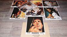 stallone ASSASSINS  ! jeu de photos cinema lobby card