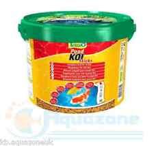 TETRA POND KOI STICKS  10L BUCKET * FISH FOOD   COLOUR & HEALTH