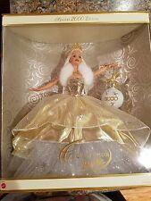 Barbie Doll Holiday Xmas Celebration Special Year 2000 Ed. Y2K Doll NIB 28269