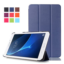 New Ultra Thin Folio Book Protective Case Cover Stand for Samsung Galaxy Tablet