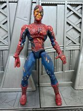 "Marvel Legends Toybiz Spider-man Movie 2 Ravaged Tobey Maguire 6"" Action Figure"