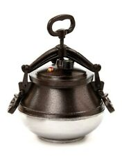 Aluminum Kazan cauldron Afghan new Afghan cauldron pressure cooker 8 liters