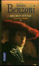 Livre de poche Secret d'état le roi des halles tome 2 book