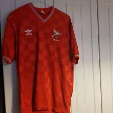 West Bromwich Albion Shirt 1986