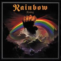 RAINBOW - RISING (BACK TO BLACK, LIMITED EDITION)  VINYL LP NEW!