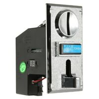 Multi Coin Acceptor Selector for Mechanism Vending Machine Mech Arcade Game I1Y9