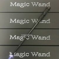 Harry Potter Professor Severus Snape Magic Wand w/ LED Light Cosplay Costume