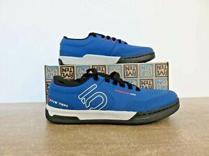 FIVE TEN Freerider MTB shoes Pro Men's Flat Pedal EQT Blue Size UK 8.5