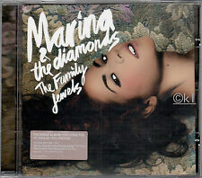 Marina And The Diamonds . The Family Jewels 2010 . the frog, I am not a robot