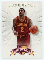 2012-13 KYRIE IRVING PANINI CRUSADE ROOKIE RC#98