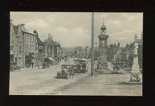 Gloucester Glos CHIPPING SODBURY The Clock Bristol Bus c1920/30s? PPC