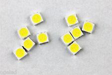 50 stk. smd plcc6 3chips  5050 25LM highpower LEDs  5000-5500K weiß