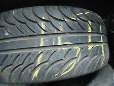 1 XSportiva Z-60  225 60 15 96W 4.5-5mm  E154   Summer Partworn car tyre