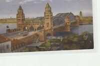 1 Ansichtkarte North Rine-Westphalia Koln Hohenzollernbrucke duikoln16