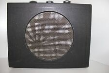 Vintage Art Deco PYE Sunburst Valve Radio