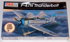Revell Monogram ProModeler 1/48 P-47N Thunderbolt Factory Sealed + Eduard PE Set