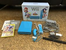 Nintendo Wii HDMI Limited Edition Pack mario & Sonic en los Juegos Olímpicos