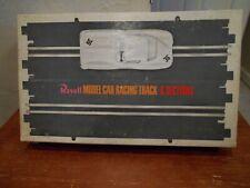 VINTAGE 1965 REVELL SLOT CAR STRAIGHT TRACK