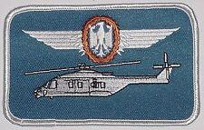 Écusson patch namemsschild nh90 militaire Aéronef dirigeants pilote... a3527