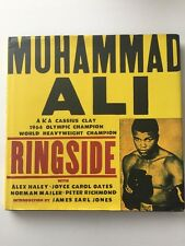 CASSIUS CLAY MUHAMMAD ALI RINGSIDE by Miller & Kenedi  Muhammed Ali BOXING BOOK