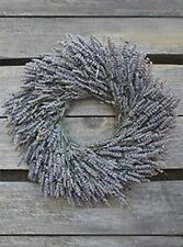 Lavender Fields Dried Lavender Wreath