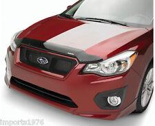Subaru Impreza & XV Crosstrek Genuine OEM Hood Protector Bug Deflector Shield