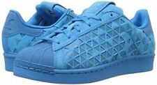 BRAND NEW Adidas Originals Superstar J Blue AQ8189 Boys Youth Sneakers Shoes