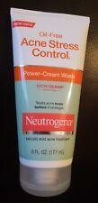 Neutrogena Acne Stress Control Oil-Free Power-Cream Wash -6 ozExp. 06/21