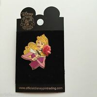 WDW Princess Premiere Aurora from Sleeping Beauty Free D Rose Disney Pin 23629