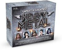 Heavy Metal-Latest / - Heavy Metal-Latest / Various [New CD] UK - Import