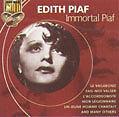 PIAF Edith - Immortal Piaf - CD Album