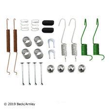 Drum Brake Hardware Kit Rear Beck/Arnley 084-1451