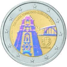 PROMO 2 EURO COULEUR COLORISE PORTUGAL 2013 HOLOGRAM