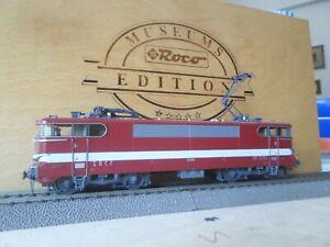 """Roco H0 43563 loc.electrique BB 9292 """"Capitole"""" SNCF. TBE, BO"""
