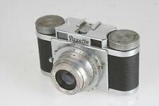 Braun Paxette mit 2,8/45mm Staeble-Kata Optik #385857