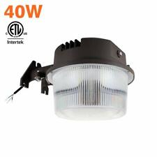 Shine Tech 40Watts LED Security Area Dimmable Light  5500 Lumens Ultra Bright