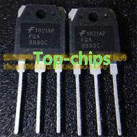 TO-3P 2 pièces FQA140N10 TO-3P Trans MOSFET N-CH 100 V 140 A 3-Pin N T//R 3+Tab