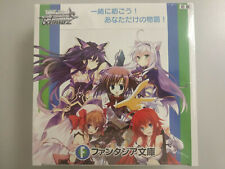 Weiss Schwarz Fujimi Fantasia Bunko Booster Box Bushiroad DxD Date A Live