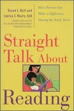 Straight Talk about Reading : How Parents Can Make a Difference