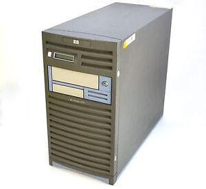 HP Unix Work Station Visualize A9636A C3750 PA-8700 875MHz 4GB RAM SCSI HDD O336