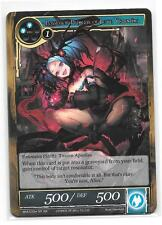 POSSESSOR PRINCESS OF LOVE, VALENTINA / PRICIA BFA-079 * SR Force Of Will FOW