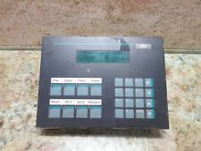PILZ CONTROL OPERATOR PANEL PXT 208 PGS5 IDENT.NR. 308692 1.1 24VDC MONITOR
