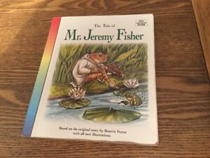 The Tale of Mr. Jeremy Fisher (Little Rainbow) By Sarah Toast (retold by),Beatr